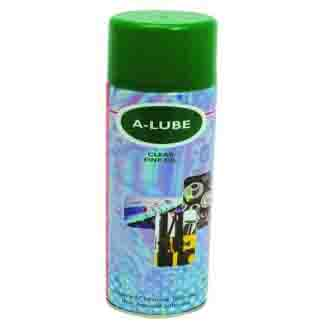 Aerosol Solutions - 0409 - A-Lube 500ml Clear Fine Oil Aerosol