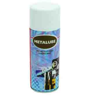Aerosol Solutions - 0500 - Metalube 400ml Metal Cutting Lubricant Aerosol
