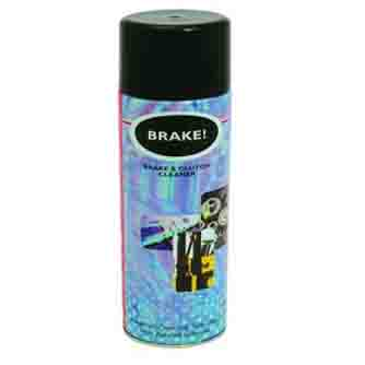 Aerosol Solutions - 0506 - Brake 500ml Brake and Clutch Cleaner Aerosol