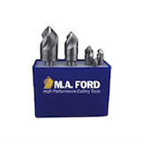 M.A. Ford HSS Series 92 60º Countersink 5pce Kit