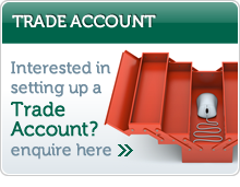Trade Account - Interested in setting up a Trade Account? enquire here