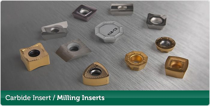 Carbide Insert / Milling Inserts