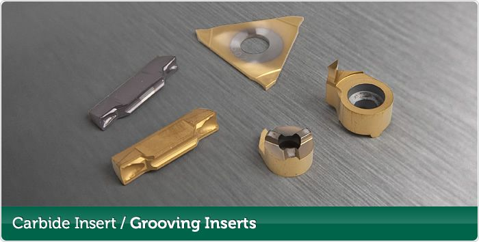 Carbide Insert / Grooving Inserts